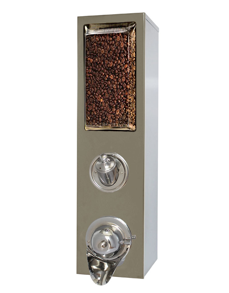 Shoveled Stainless Coffee Dragee Nuts Dispensers 4