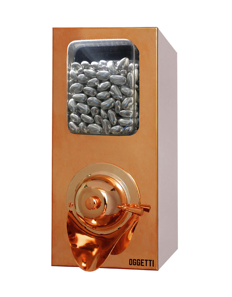 Stainless Coffee Dragee Nuts Dispensers without Shovel 3