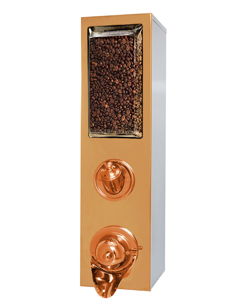 Shoveled Stainless Coffee Dragee Nuts Dispensers 6